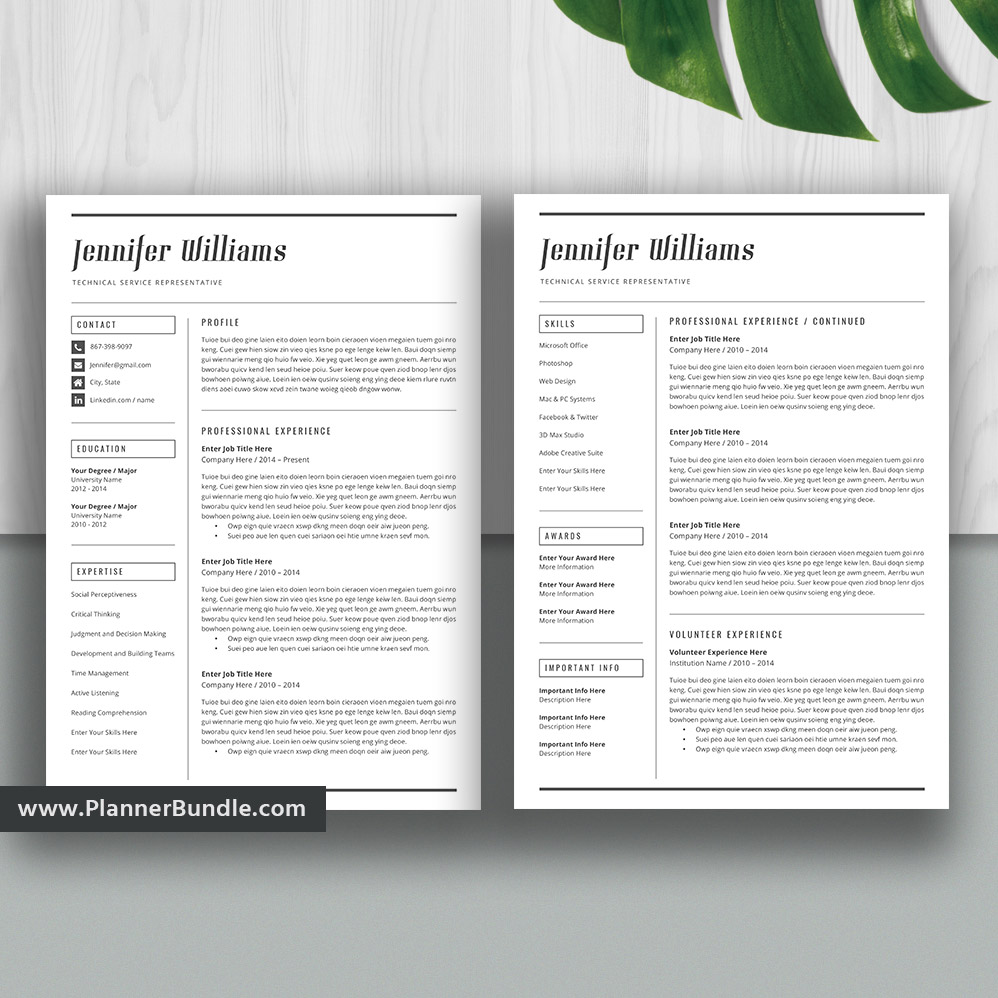 Best Cover Letters 2020.Editable Resume Template 2020 Curriculum Vitae Modern Cv Layout Best Professional Resume Word Cover Letter Instant Download Jennifer